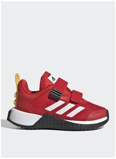 adidas Adidas Erkek Çocuk Kırmızı-Beyaz Yürüyüş Ayakkabısı Kırmızı
